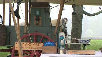 Cardinal's chuck wagon