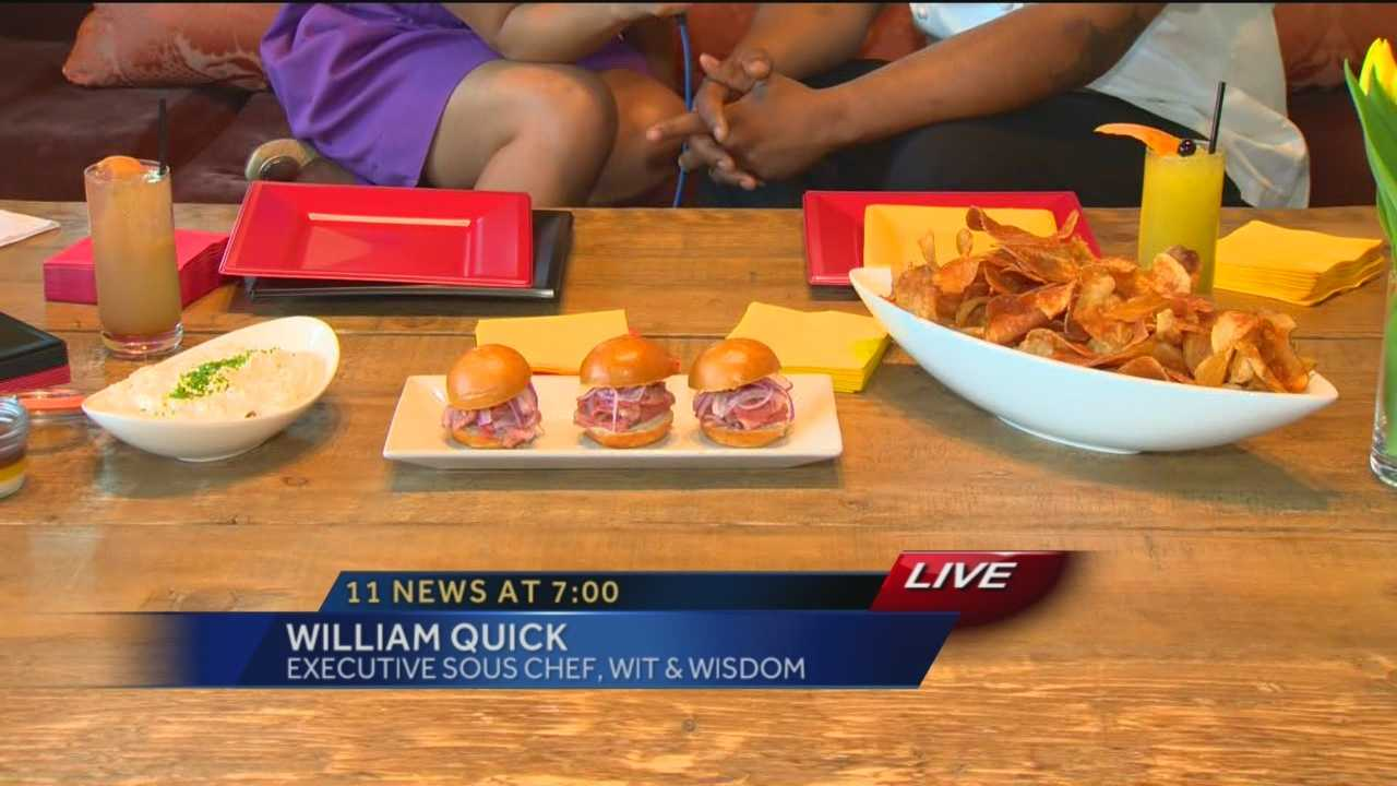 Domenica returns, gets food tips for Preakness parties