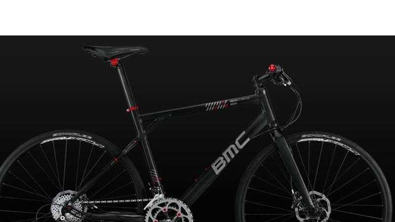 BMC bicycle