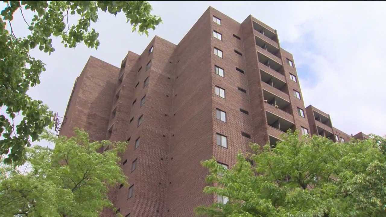 Two laboratory-confirmed cases of Legionnaires' disease came from the Apostolic Towers Apartments at 201 N. Washington St. in east Baltimore.