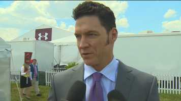 Orioles great Brady Anderson talks the Preakness and the Baltimore Orioles.