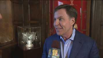 Pete Gilbert gets Bob Costas' take on the Preakness.