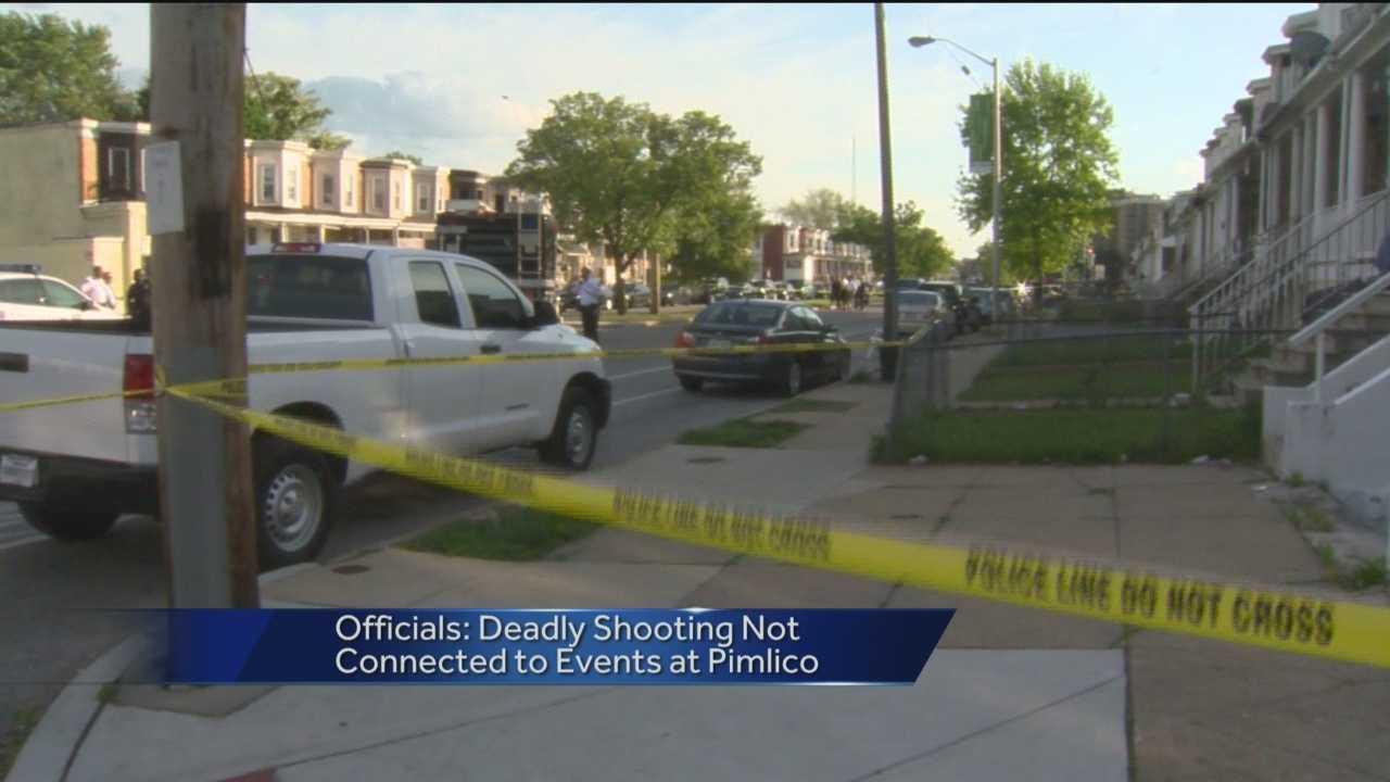 Belvedere Avenue shooting
