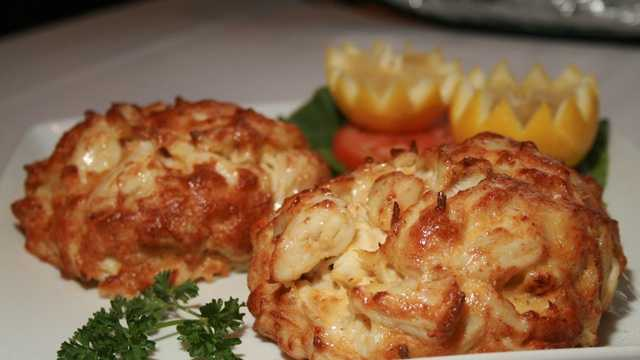 Crab Cakes Near Randallstown