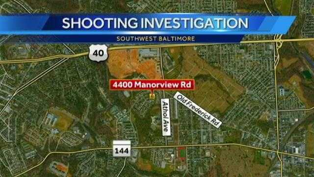 Manorview Road shooting
