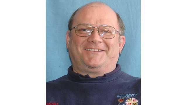 Firefighter Robert William Fogle III