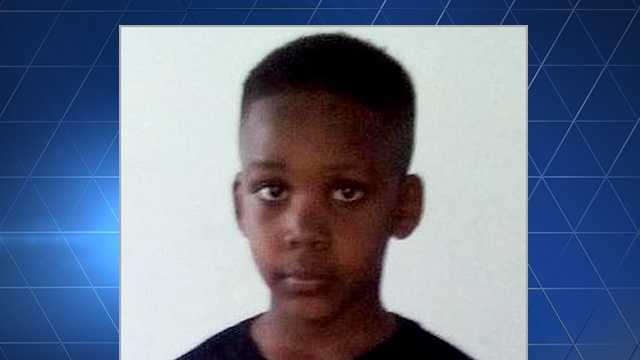 8-year-old boy missing in Baltimore
