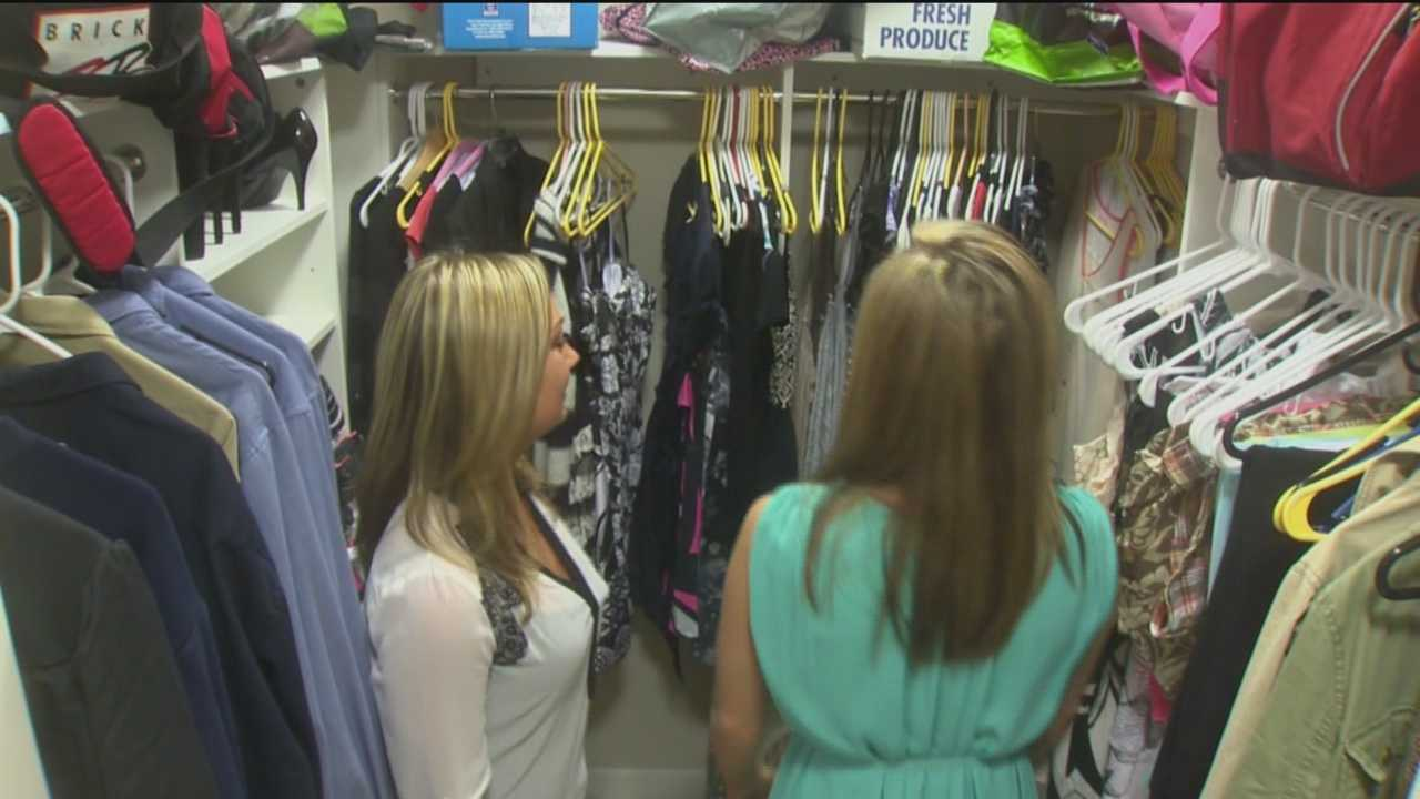 Stylists help make old clothes new again
