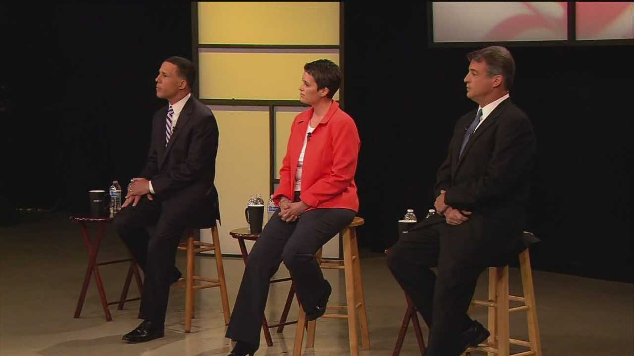 Can Maryland fund pre-kindergarten across the state? The Democratic candidates for governor debate the issue.