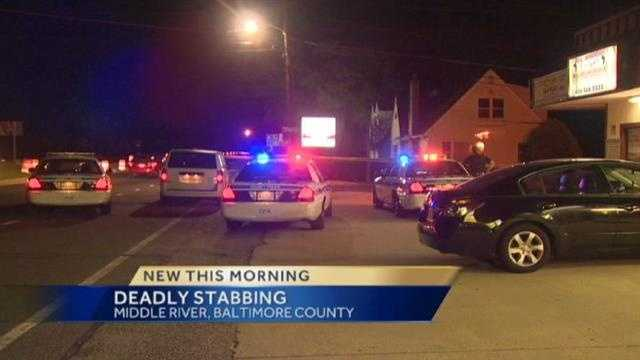 Middle River fatal stabbing