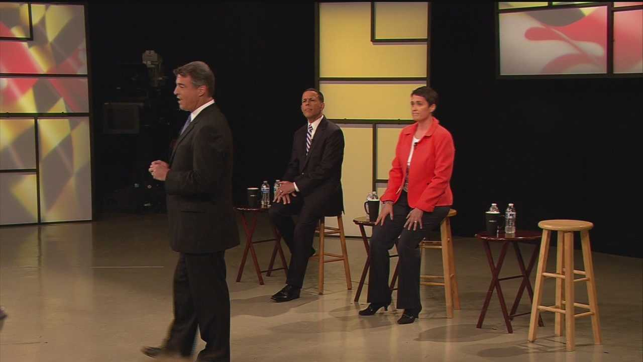 Democrats diverge on taxes in debate