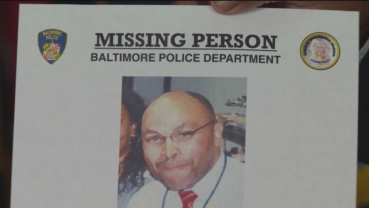 Stewart Banks Jr., 56, of Baltimore, was last seen on Feb. 21 in northeast Baltimore.