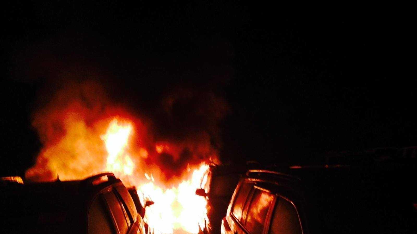 Bel Air Auto Auction fire