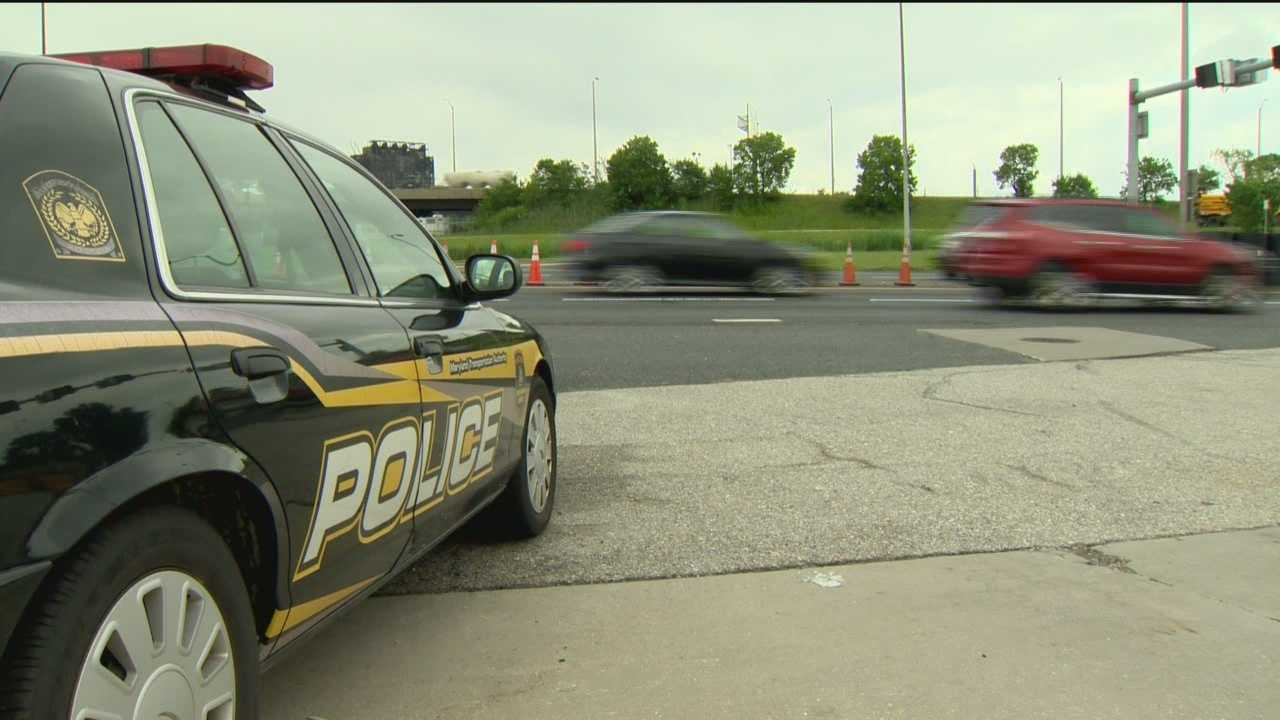 Maryland State Police and the Maryland Transportation Authority began targeting violators of the move-over law 6 a.m. through 6 p.m. Wednesday.