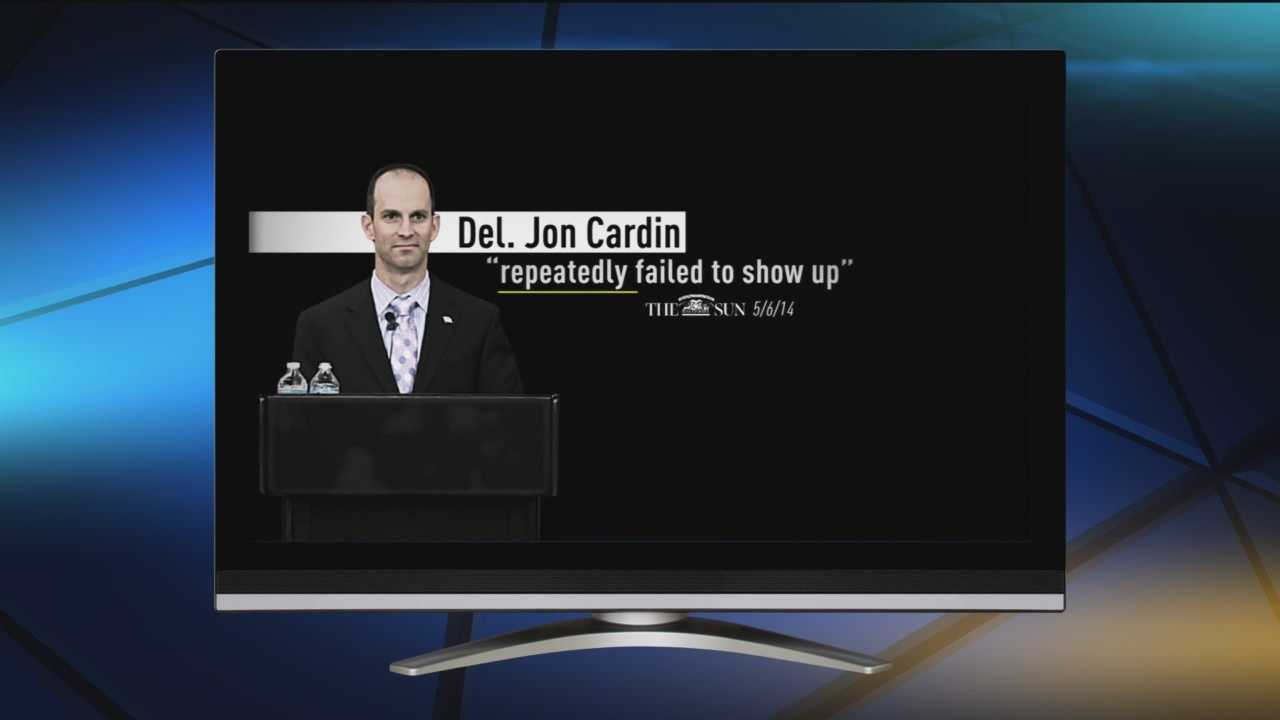 Fact check Sen. Brian Frosh on Delegate Jon Cardin in new TV ad