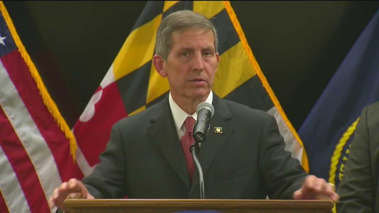 Acting VA chief discusses fixes in Baltimore