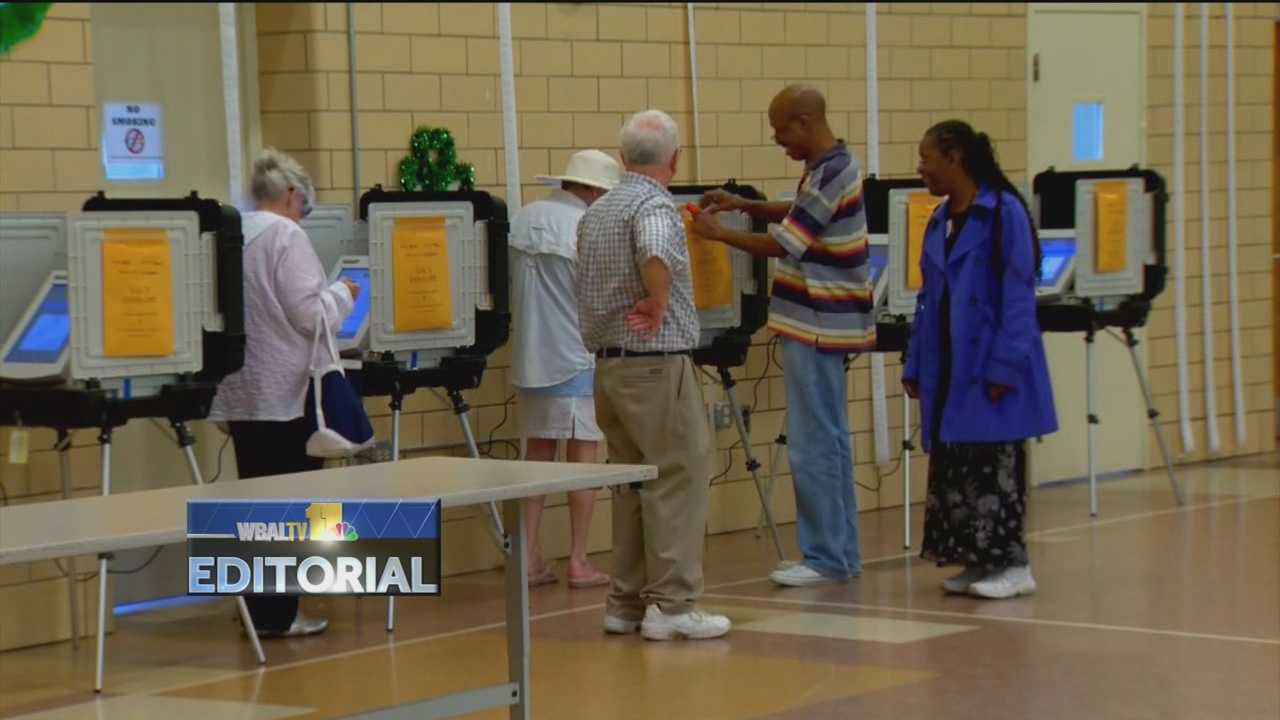 The gubernatorial primary was moved from September to June to give election officials time to provide absentee ballots to military personnel overseas.
