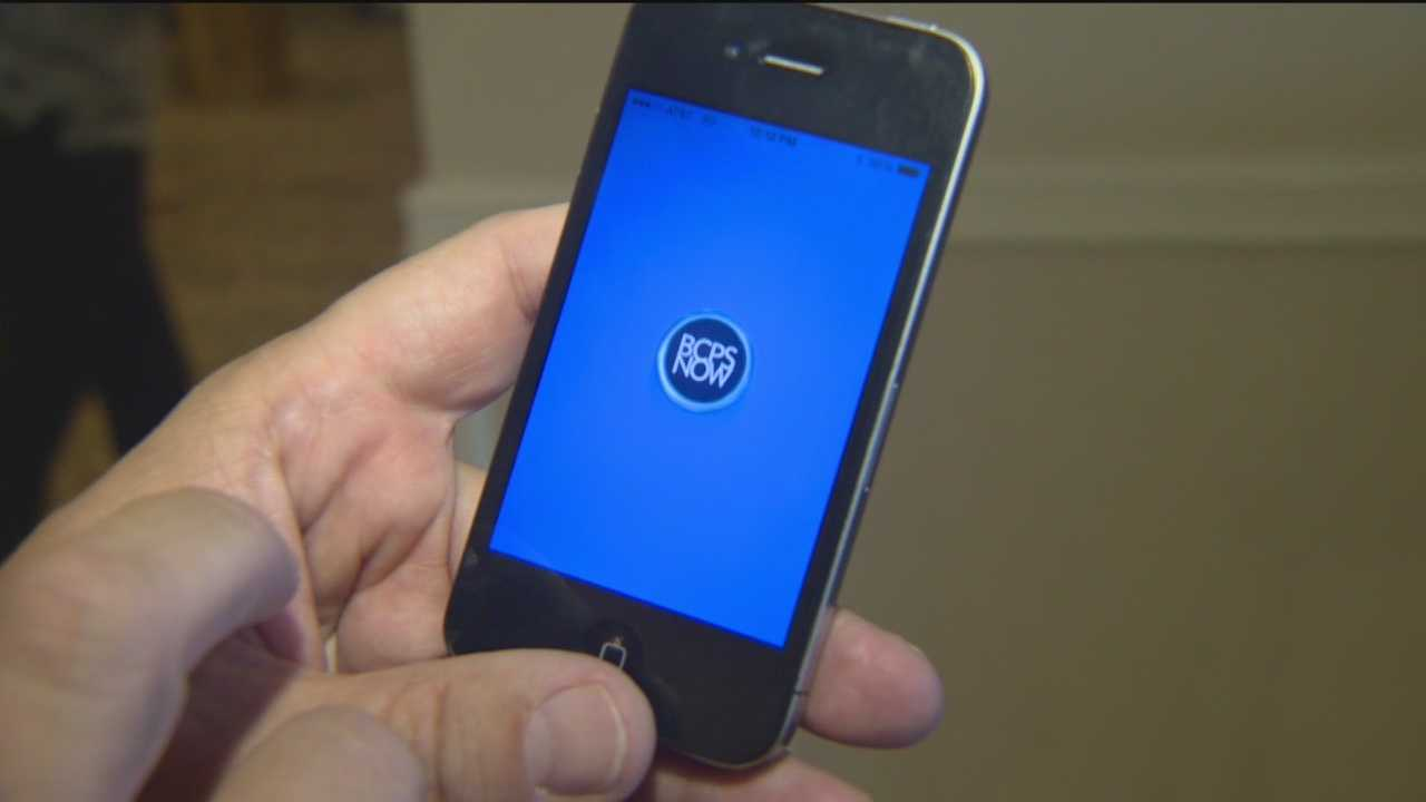 Baltimore Co. schools use app for social media safety