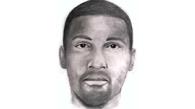 Frankford Ave sex offender sketch