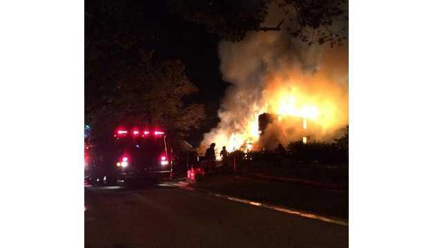 Everall Avenue fire