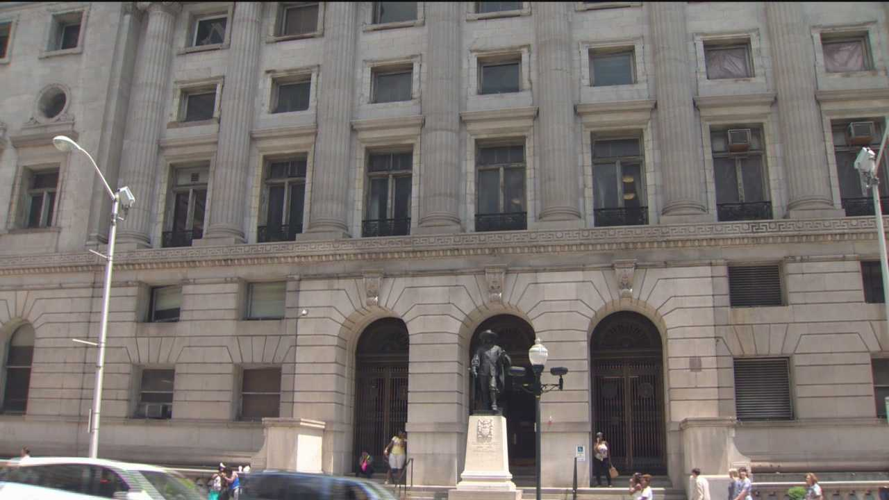 Jurors allegedly threatened at Baltimore courthouse