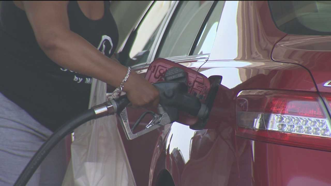 Md. highest in gas prices in neighboring states