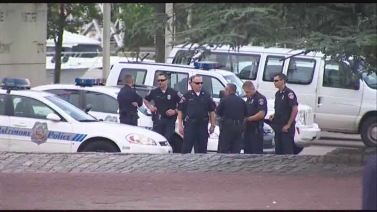 Inner Harbor to see police presence on July 4