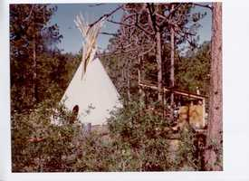 You might be surprised to know that she can hook a blood worm with her bare hands, and she and her family lived in a teepee when she was 2.