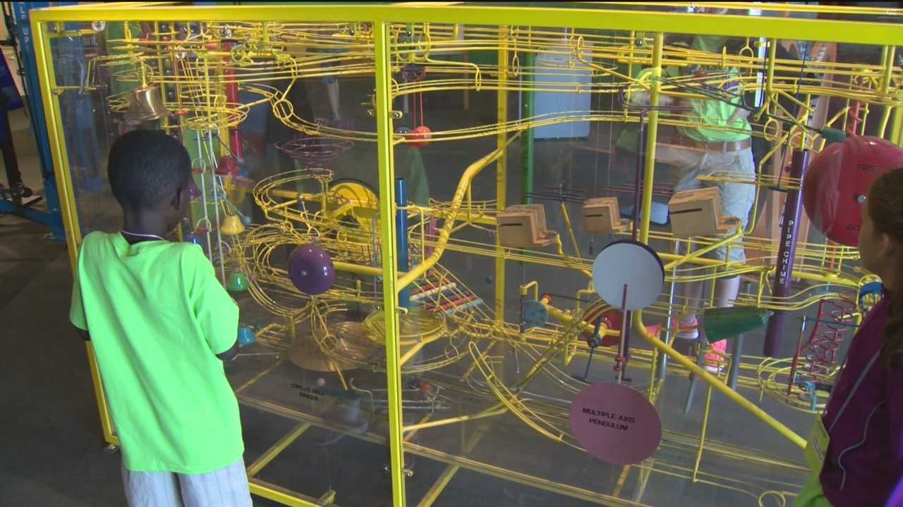Home-schooled kids get interactive at science center
