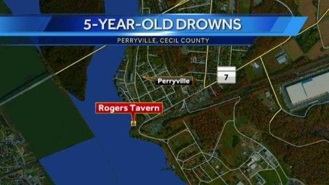 Perryville drowning