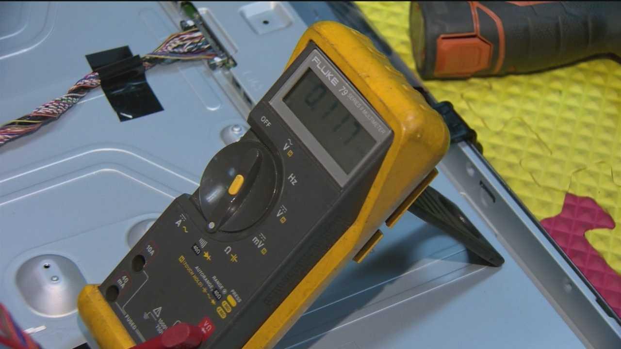 Repairmen see increase in TV repairs after storms