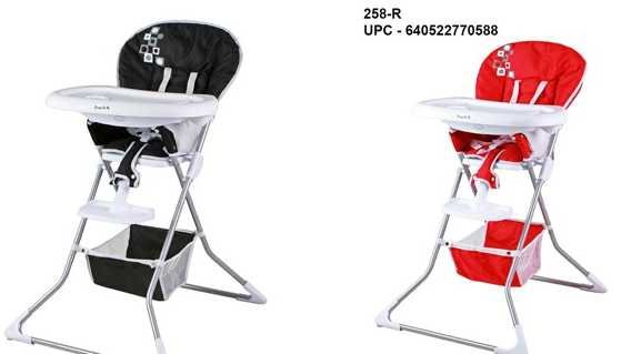 Dream On Me Dinah High Chairs