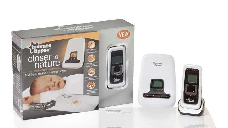 Tommee Tippee monitor recalled