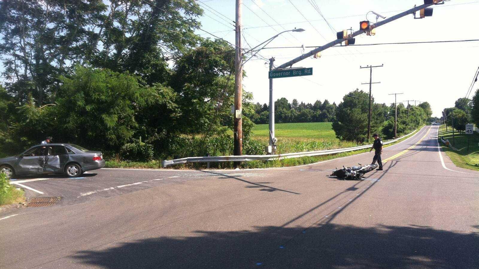 Davidsonville crash