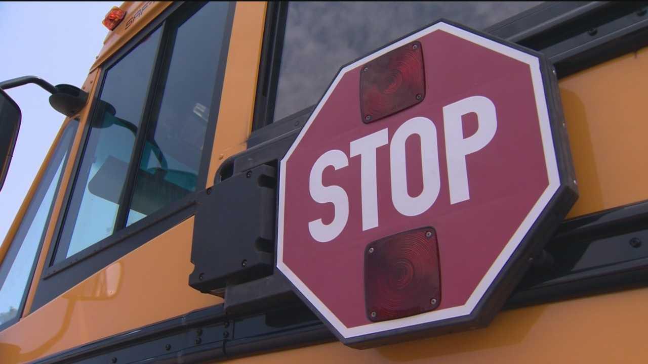 School bus drivers urge motorists to follow rules