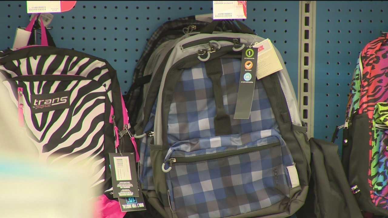 Tax-Free Shopping Week begins Sunday