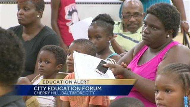 Cherry Hill education forum