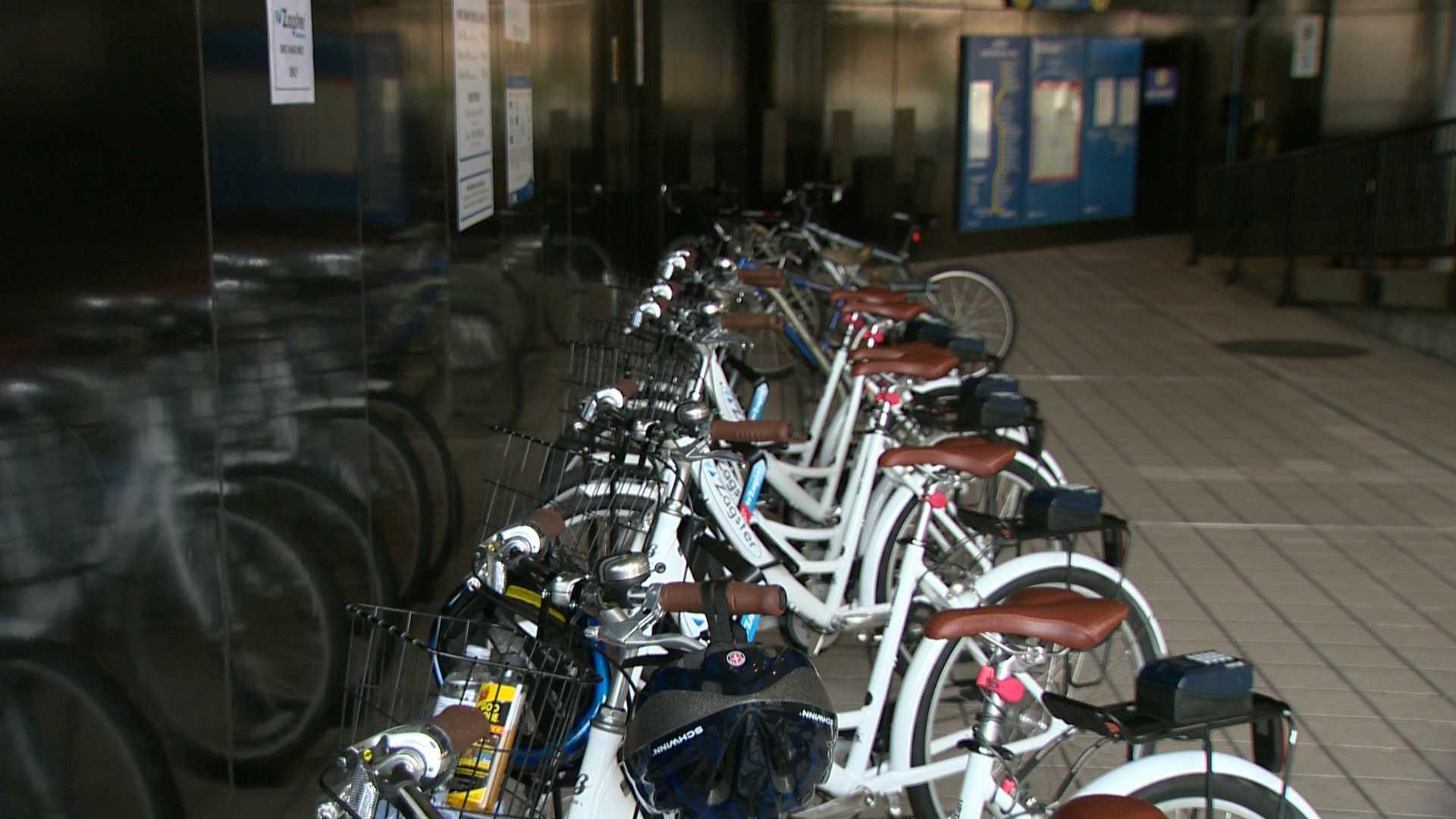 BWI bike share