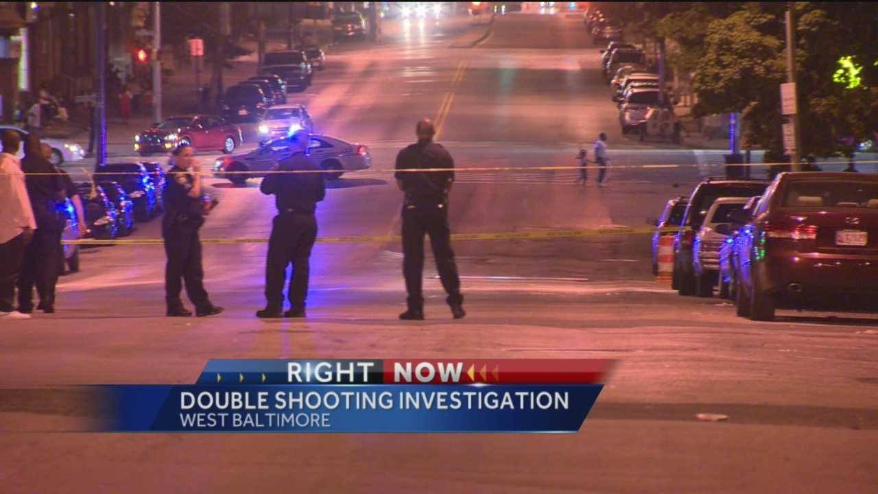 North Avenue double-shooting