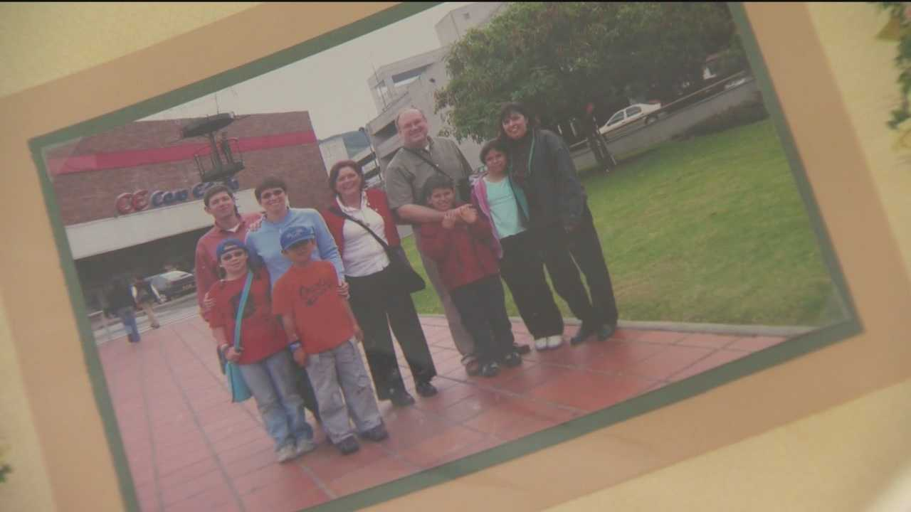 Area families host Colombian orphans hoping for adoption