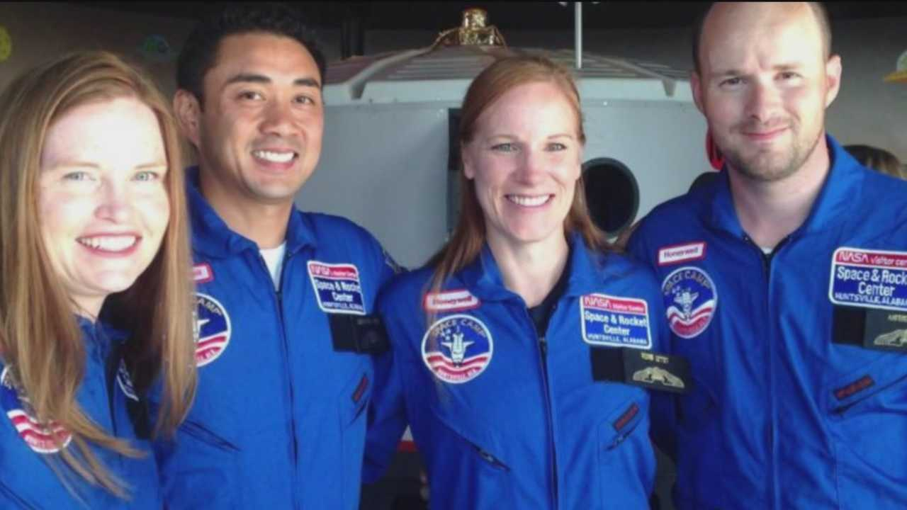 Some city teachers got to go to camp and they're excited to bring what they learned at the U.S. Space and Rocket Center back to their students.