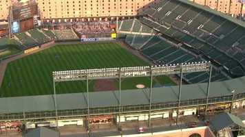 Oriole Park at Camden Yards333 W Camden St, Baltimore, MD 21201