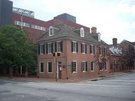 The Flag House & Star-Spangled Banner Museum844 E Pratt St, Baltimore, MD 21202