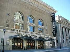 Hippodrome Theatre12 N Eutaw St, Baltimore, MD 21201