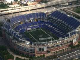 M&T Bank Stadium1101 Russell St, Baltimore, MD 21230