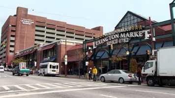 Lexington Market400 W Lexington St, Baltimore, MD 21201