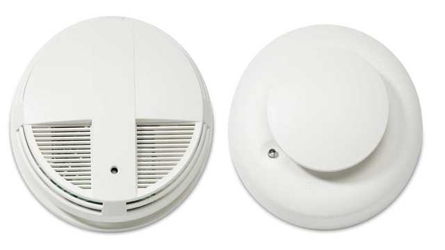 ESL and Interlogix brand 400, 500 series smoke detectors