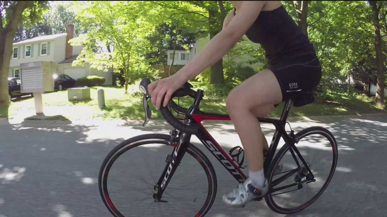 Customized bicycles can help save riders from injury