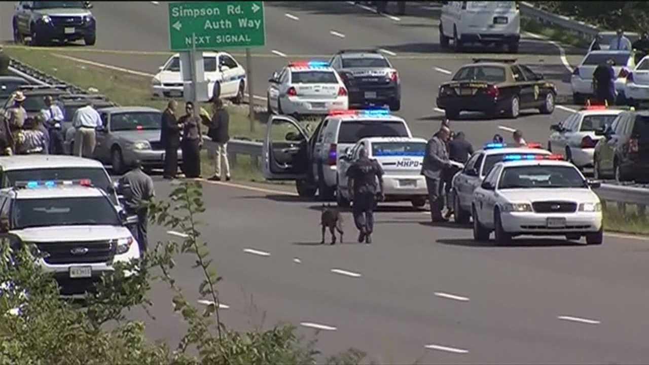 Gunman, toddler shot in police-involved shooting