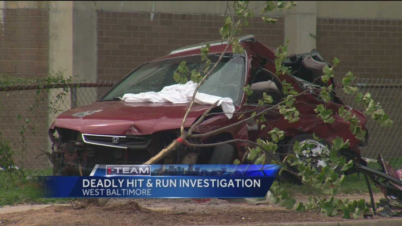 Driver sought in fatal city hit-and-run